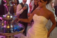 wedding wkd fountain