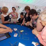 Blackjack table hire